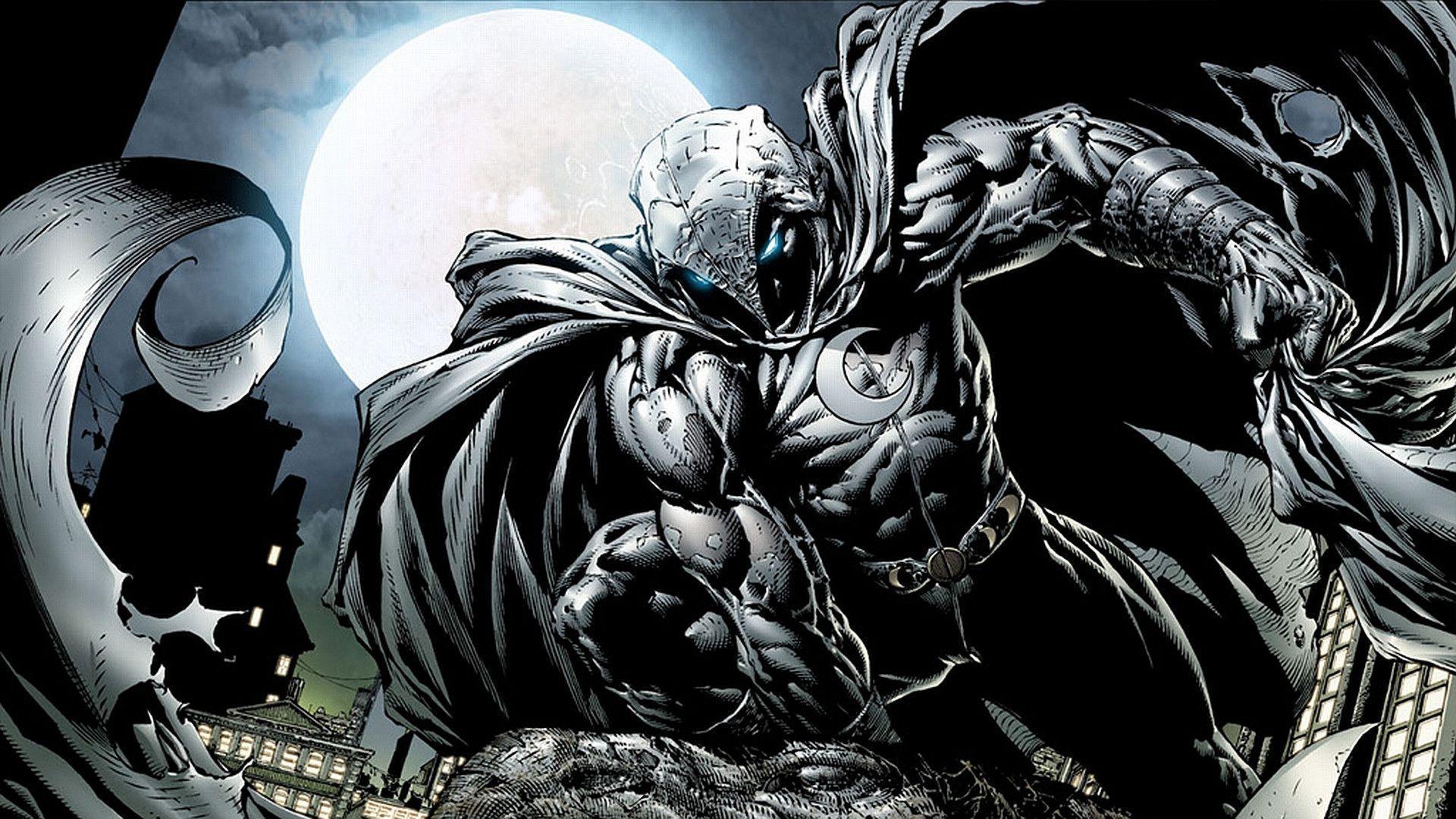 СМИ: Оскар Айзек сыграет Лунного рыцаря всериале Marvel