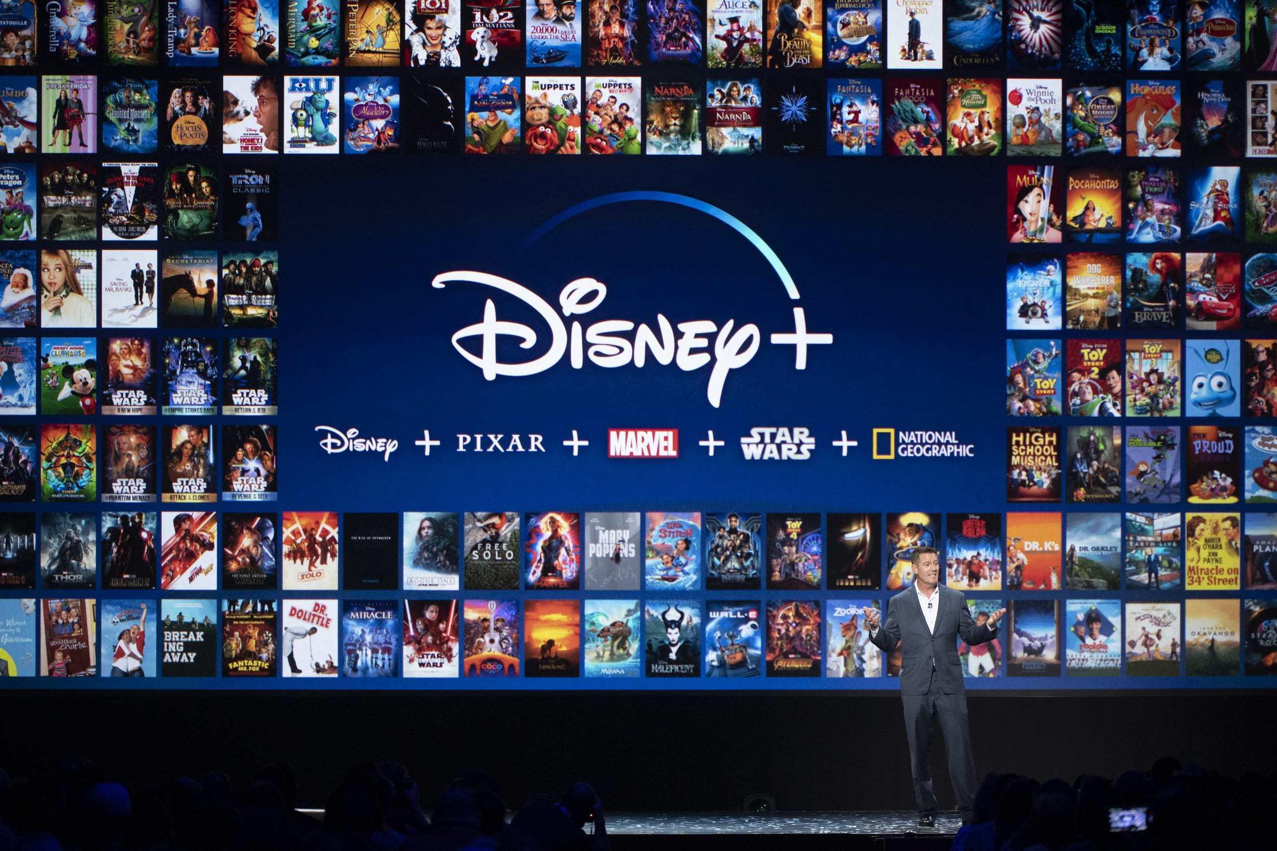 Disney займётся реструктуризацией —супором настриминг