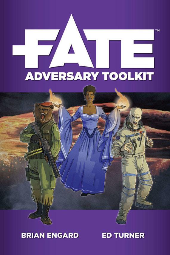 Indigo открыла предзаказ напереиздание ролевой игры Fate Core 1