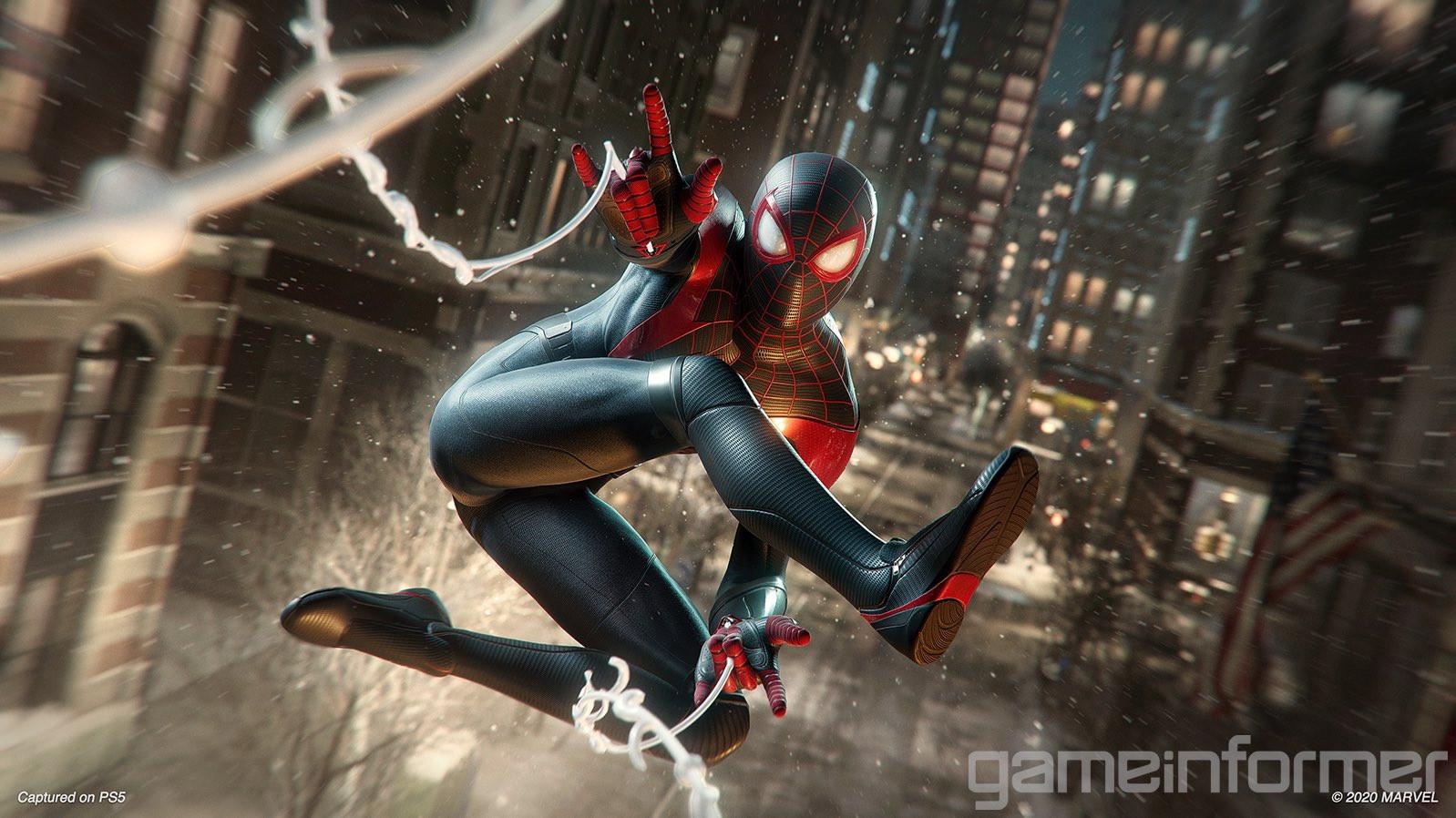 Битва с Носорогом, новые скриншоты и детали Spider-Man: Miles Morales 2
