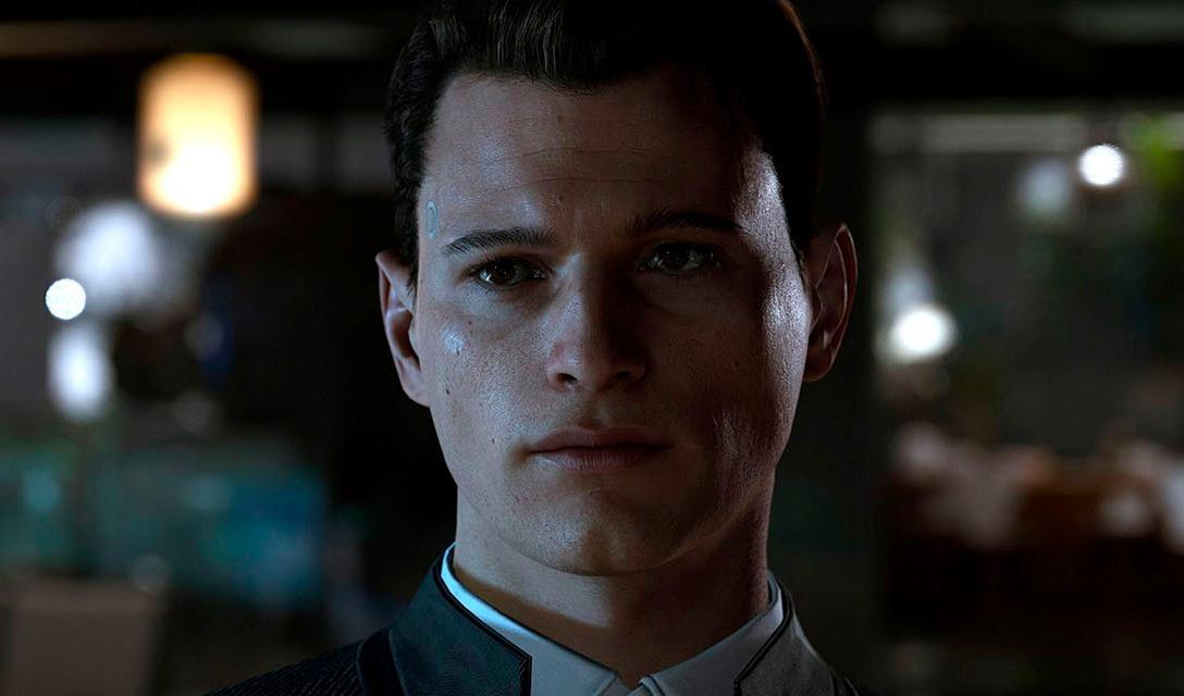 Брайан Декарт из Detroit: Become Human сыграл в Cyberpunk 2077 1