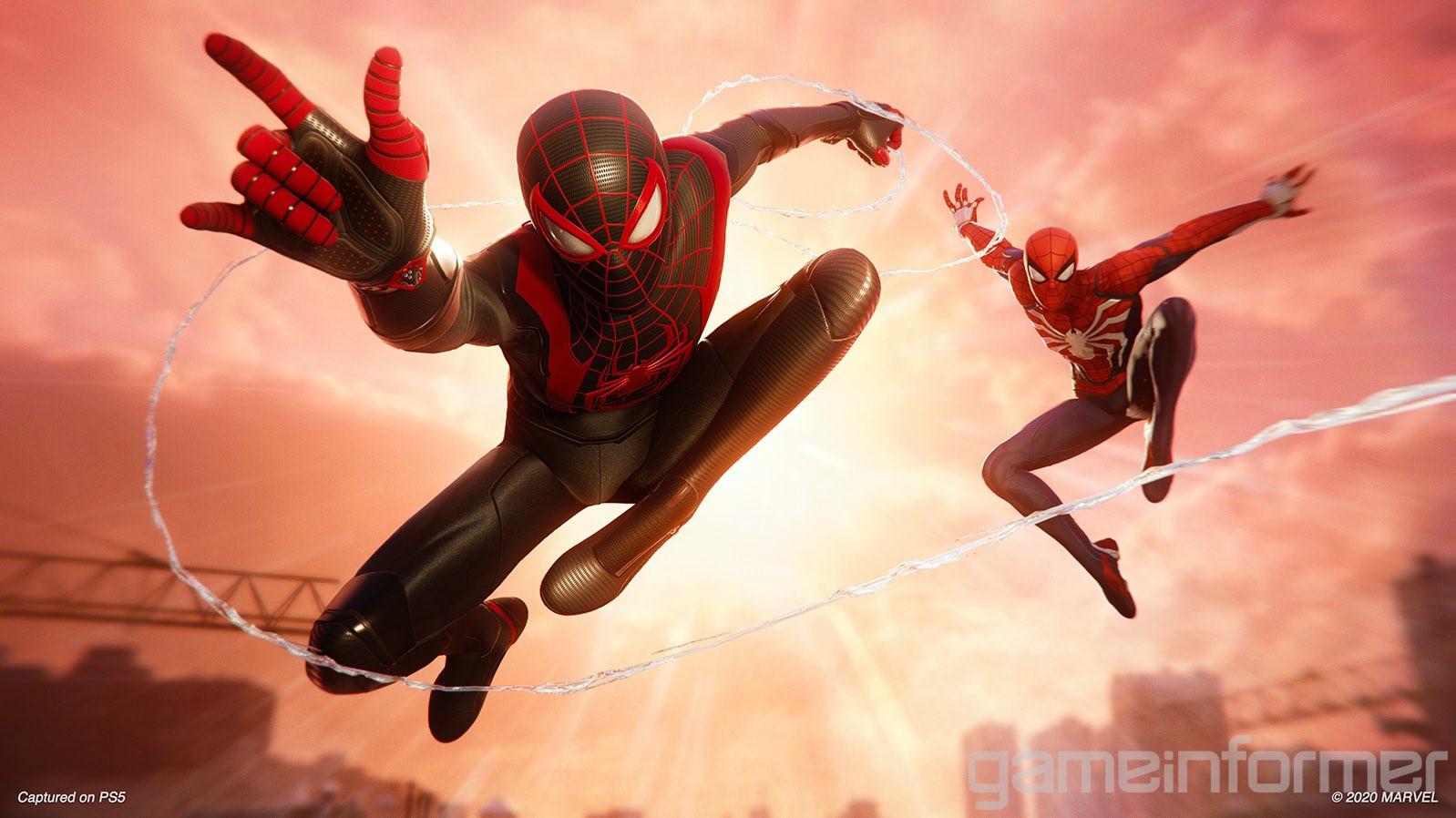 Битва с Носорогом, новые скриншоты и детали Spider-Man: Miles Morales 3