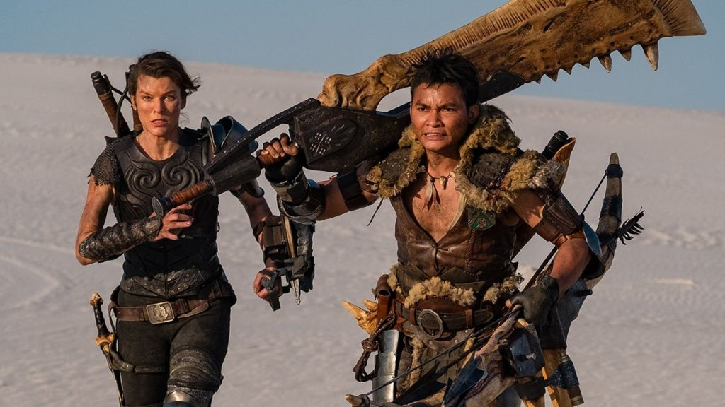 Дракон и гигантские мечи — вышел полноценный трейлер «Охотника на монстров»