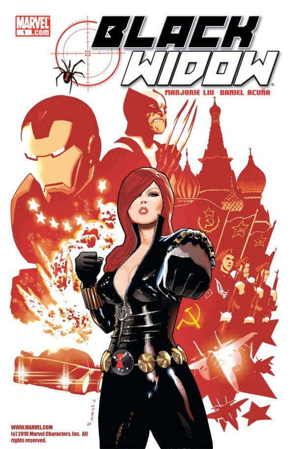 Анонсы комиксов Marvel на Comic Con Russia 4