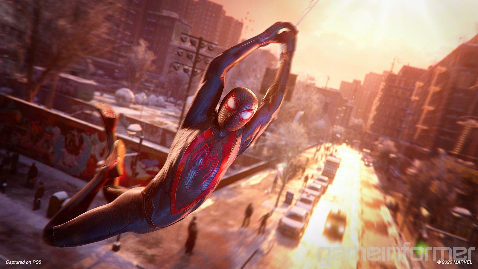 Битва с Носорогом, новые скриншоты и детали Spider-Man: Miles Morales 4
