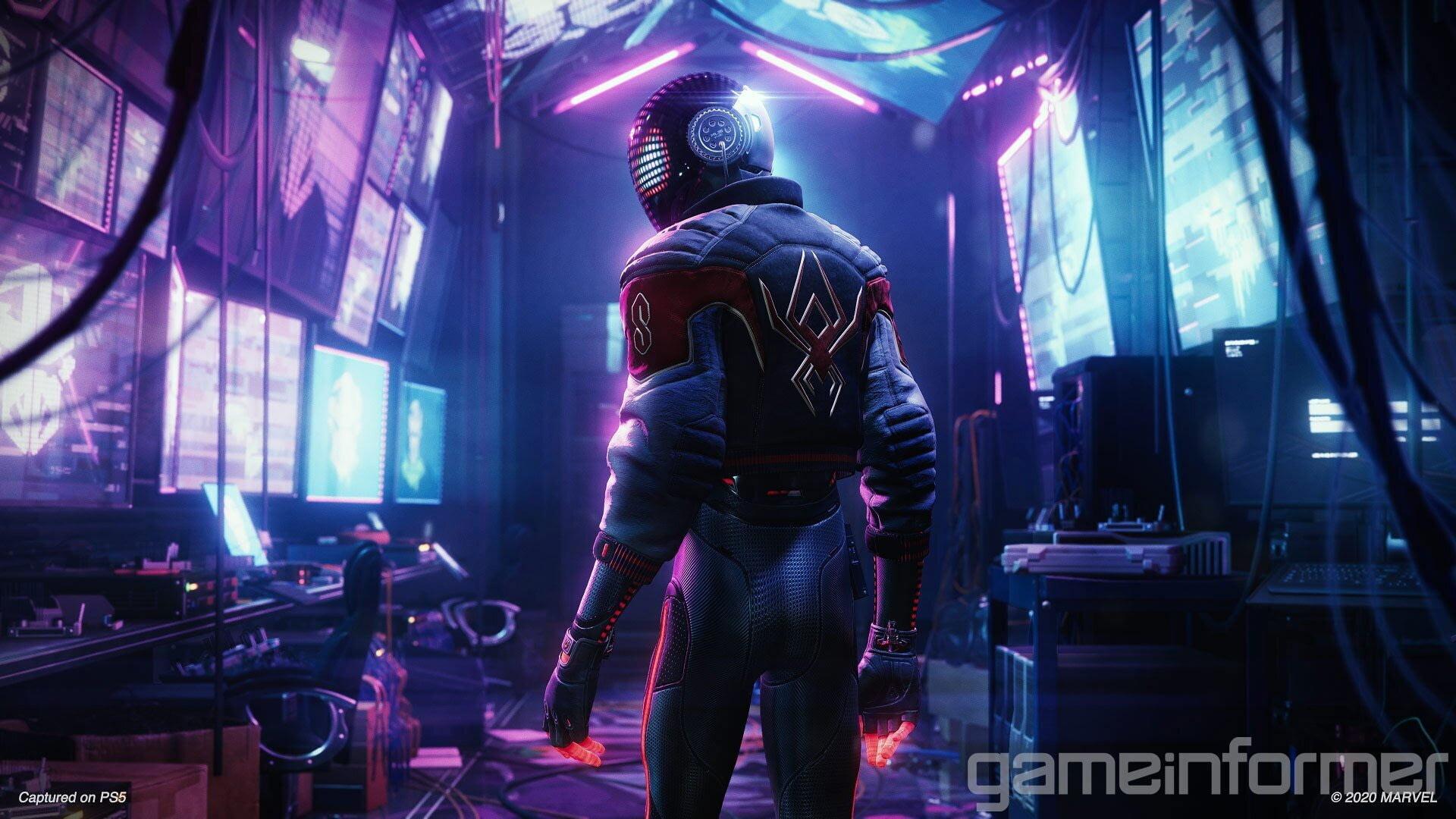Битва с Носорогом, новые скриншоты и детали Spider-Man: Miles Morales 8