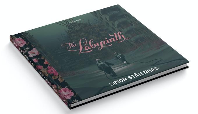 На Kickstarter открылся сбор средств наиздание артбука Симона Столенхага The Labyrinth 3