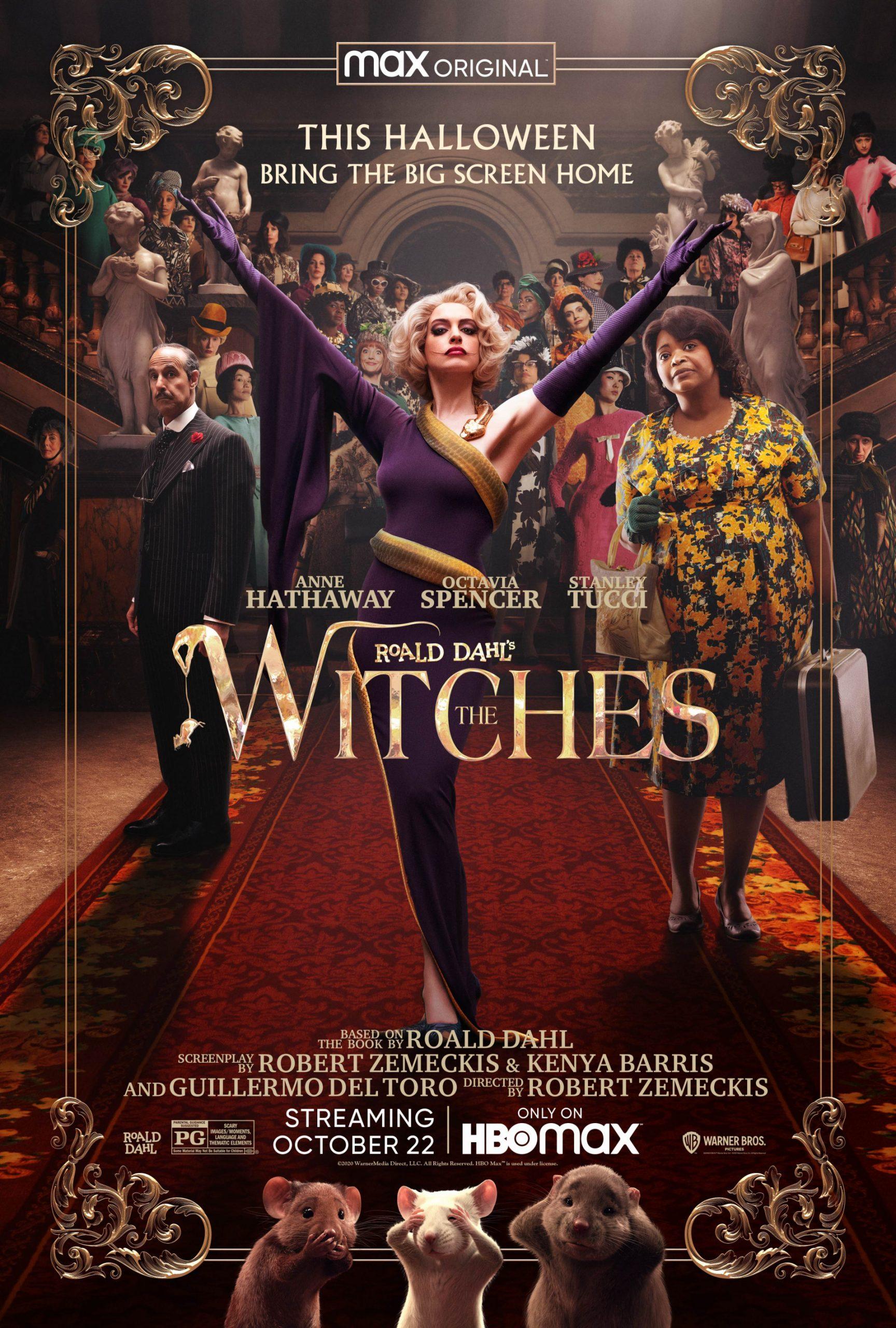 «Ведьмы» Роберта Земекиса сначала выйдут в HBO Max