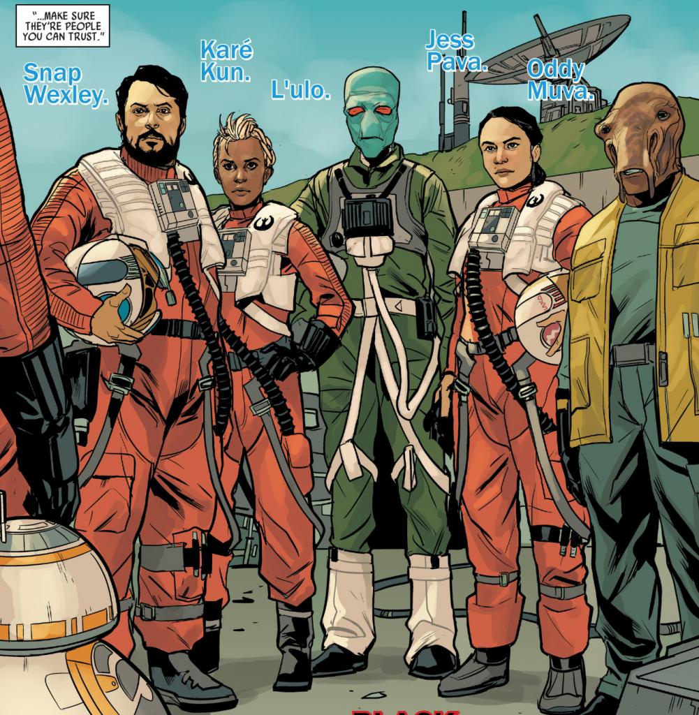 «Звёздные войны»: лучшие книги про пилотов в новом каноне. По Дэмерон и имперский кадет Хан Соло 8