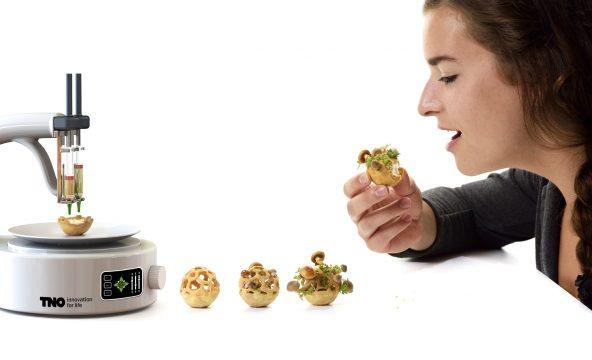 Еда будущего: ГМО, шитбургер, мясо из пробирки и съедобный пар
