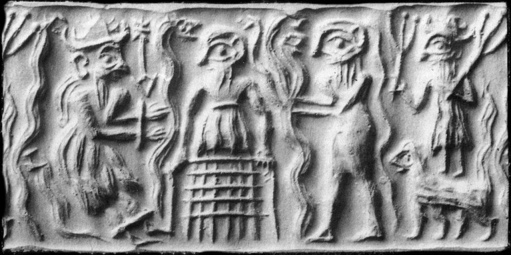 Бестиарий: Чудовища из мифов Шумера и Аккада 16
