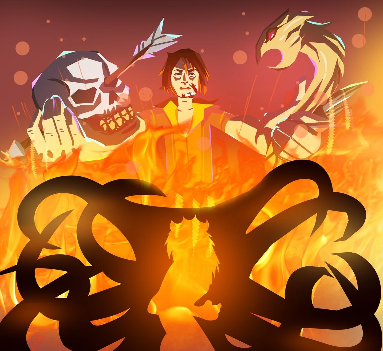 Автор фэнтези-комикса «Верингер: Сущность»— одедлайнах и вдохновении 2