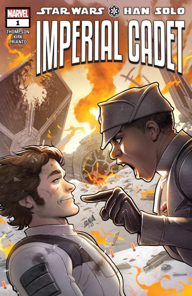 «Звёздные войны»: лучшие книги про пилотов в новом каноне. По Дэмерон и имперский кадет Хан Соло 9
