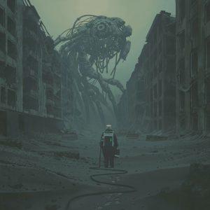 На Kickstarter открылся сбор средств наиздание артбука Симона Столенхага The Labyrinth 10