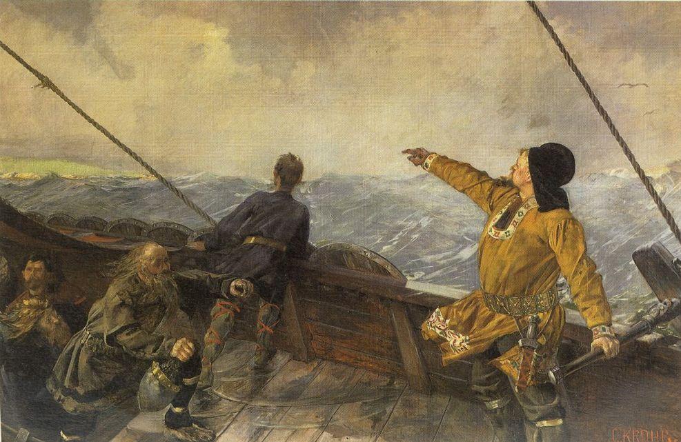Кто открыл Америку? Викинги, китайцы и ирландский святой 5