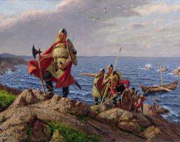 Кто открыл Америку? Викинги, китайцы и ирландский святой 6