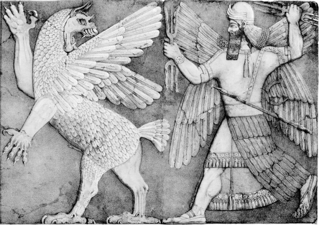 Бестиарий: Чудовища из мифов Шумера и Аккада 3