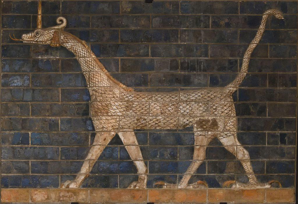 Бестиарий: Чудовища из мифов Шумера и Аккада 23
