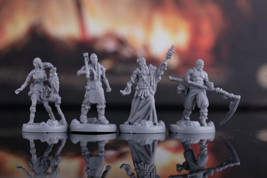 «Осквернённый Грааль». Обзор настольной игры о мрачном короле Артуре 2