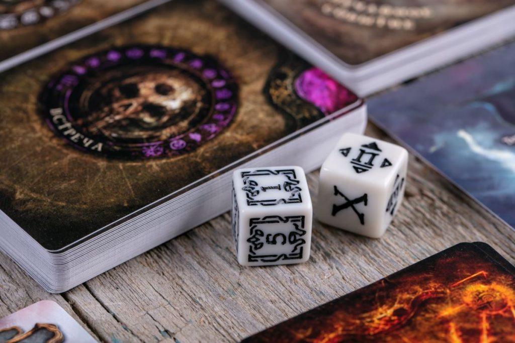 «Осквернённый Грааль». Обзор настольной игры о мрачном короле Артуре 8