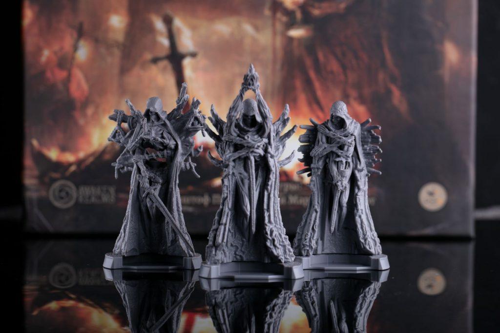 «Осквернённый Грааль». Обзор настольной игры о мрачном короле Артуре 16