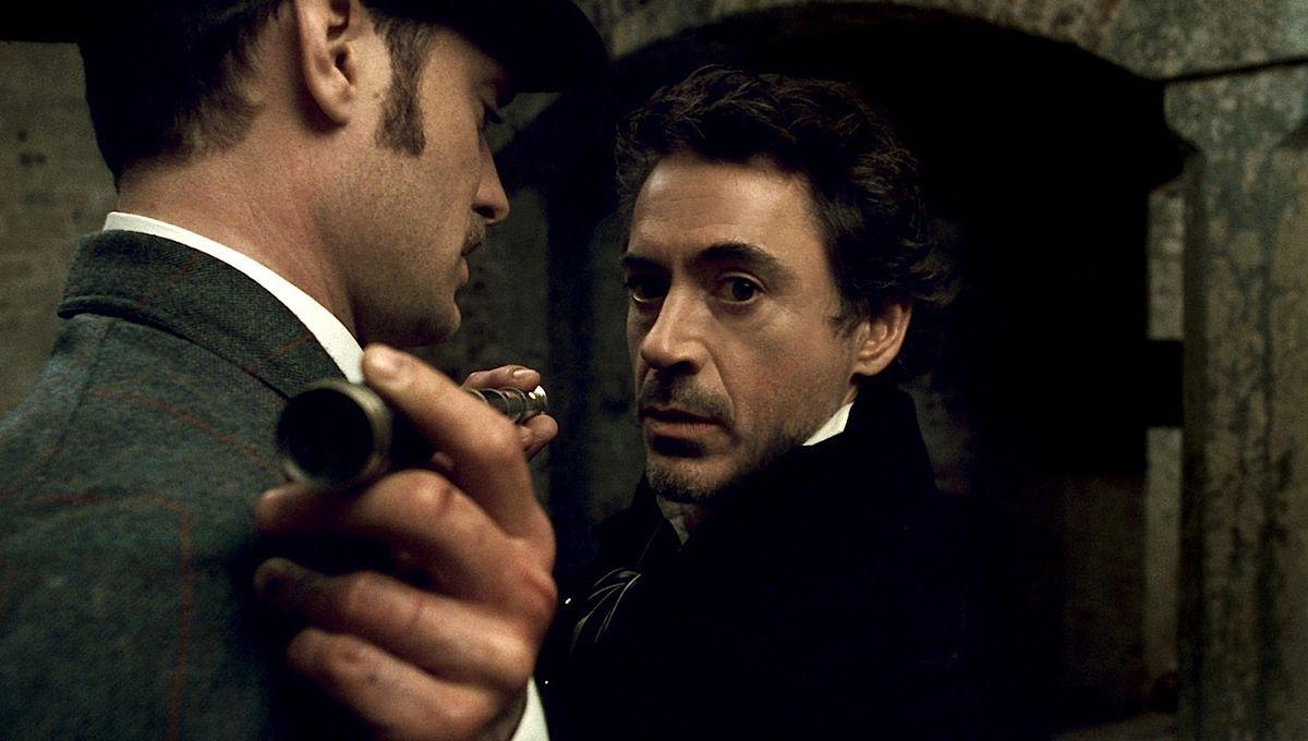Роберт Дауни-младший хочет превратить «Шерлока Холмса» в детективную киновселенную