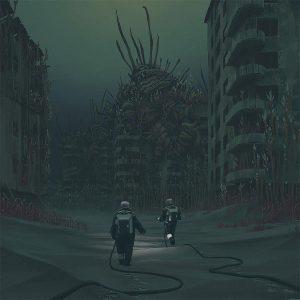 На Kickstarter открылся сбор средств наиздание артбука Симона Столенхага The Labyrinth 11