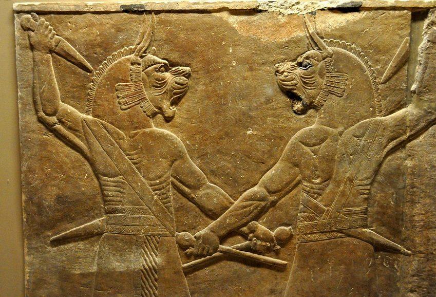 Бестиарий: Чудовища из мифов Шумера и Аккада 5