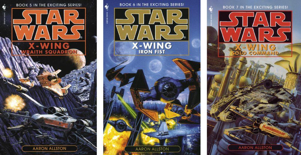 «Звёздные войны»: лучшие книги про пилотов в старом каноне. Разбойная и Призрачная эскадрильи 9