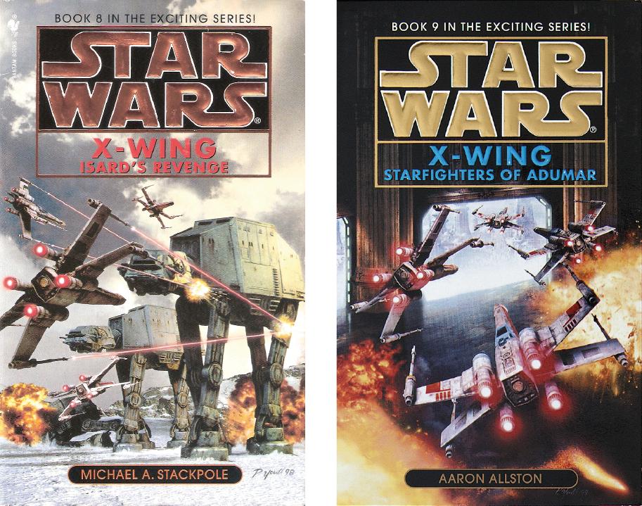 «Звёздные войны»: лучшие книги про пилотов в старом каноне. Разбойная и Призрачная эскадрильи 12