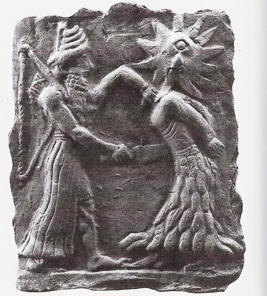 Бестиарий: Чудовища из мифов Шумера и Аккада 18