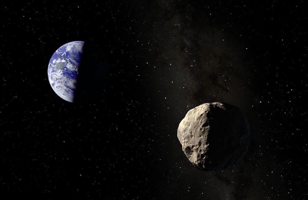 Астероид Апофис угрожает Земле в 2068 году... чуть больше обычного