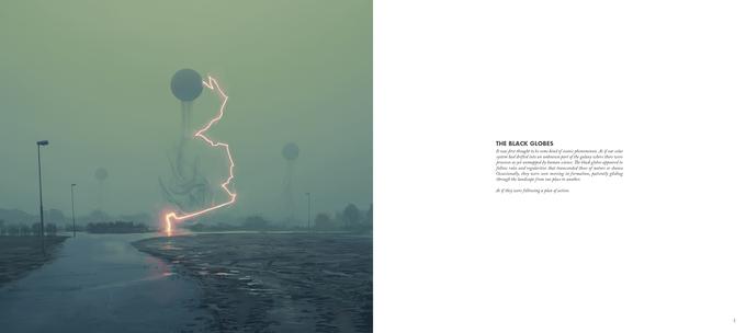 На Kickstarter открылся сбор средств наиздание артбука Симона Столенхага The Labyrinth 7