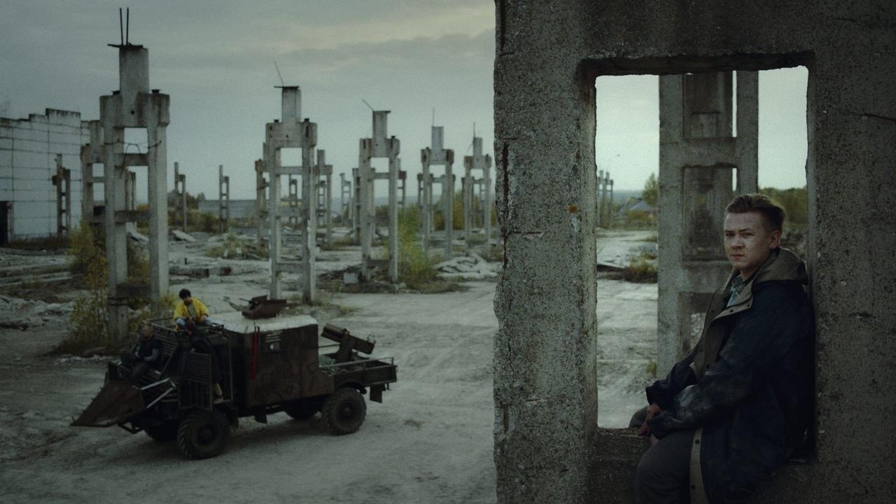 Эксклюзив: первые кадры сериала «Молодые и сильные выживут» пороману Дивова