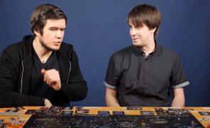 Видео: летсплей настолки «Немезида» сBadComedian