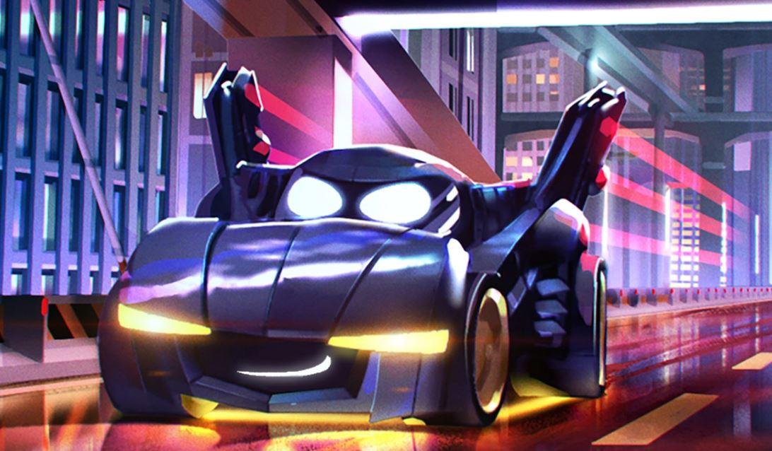HBO Max и Cartoon Network запускают детский мультсериал Batwheels промашины супергероев