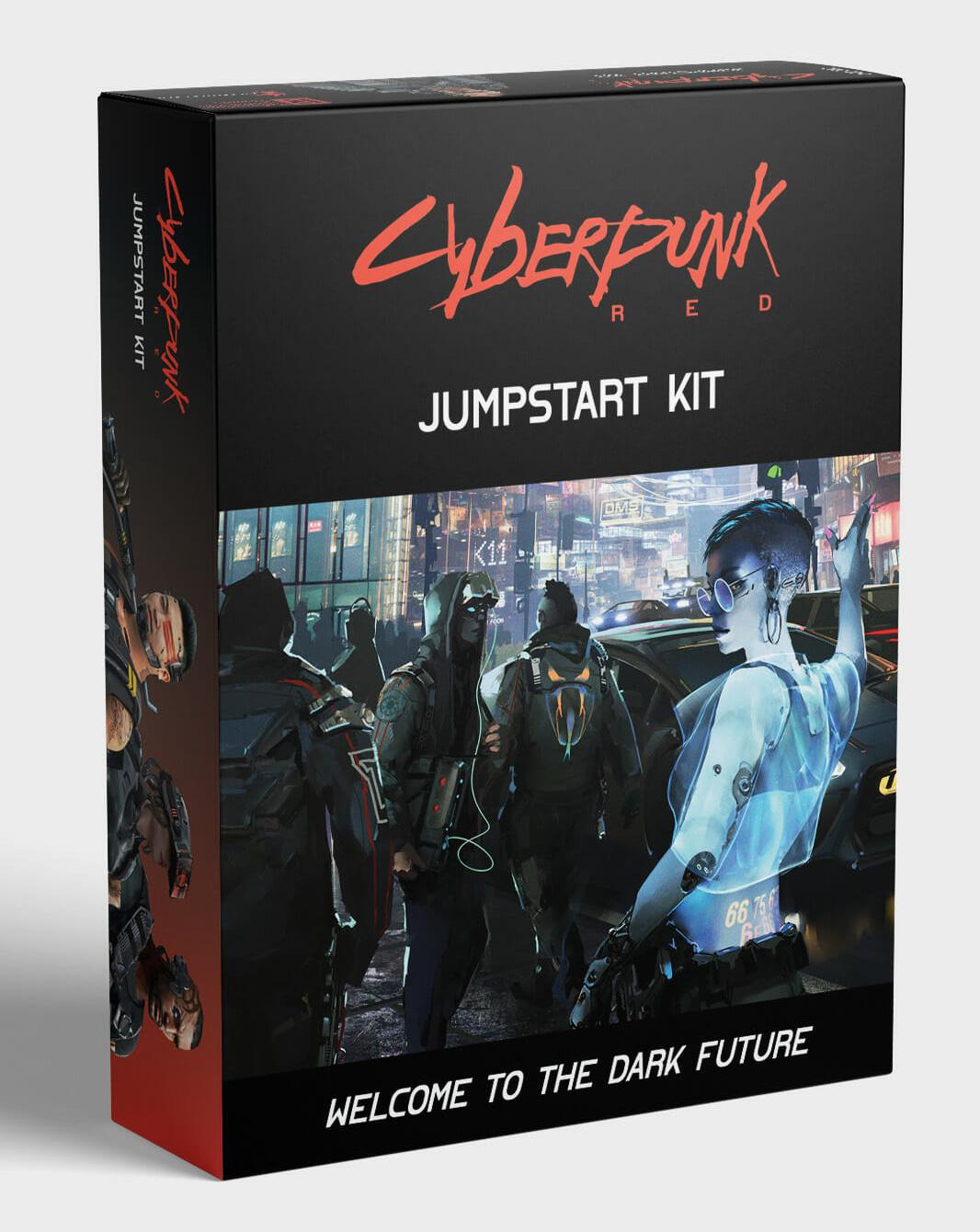 Hobby World издаст на русском Cyberpunk RED — и стартер, и книгу правил 1