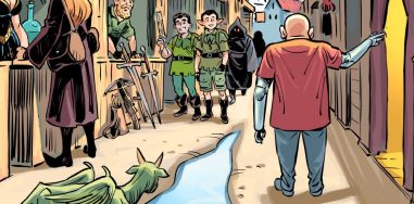 Комикс: прогресс