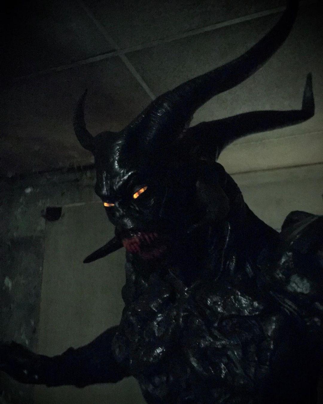 Оказывается, вместо монахини в«Заклятии2» мог появиться демон-Дракула! 3