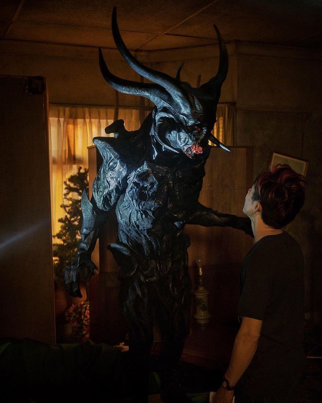 Оказывается, вместо монахини в«Заклятии2» мог появиться демон-Дракула! 6
