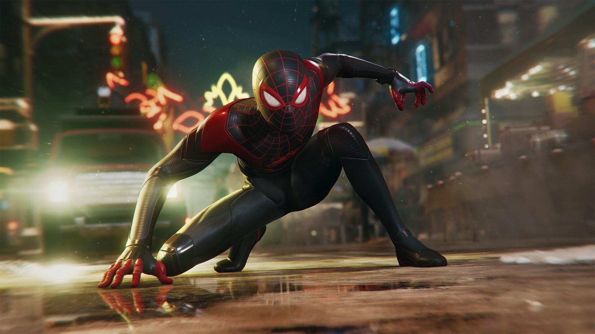 Перед выходом Spider-Man: Miles Morales выйдет роман-приквел, а после — артбук 2