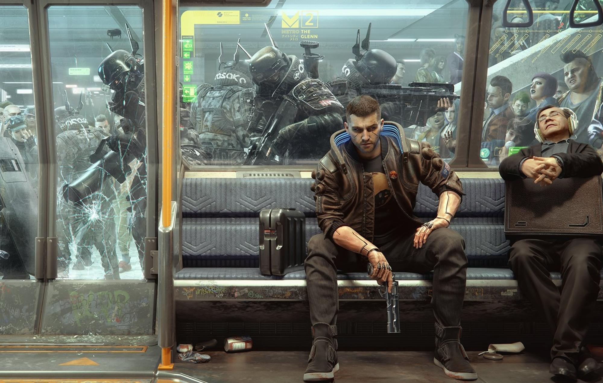 Разработчикам Cyberpunk 2077 угрожают расправой из-за переноса игры 1