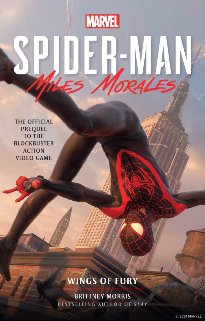 Перед выходом Spider-Man: Miles Morales выйдет роман-приквел, а после — артбук