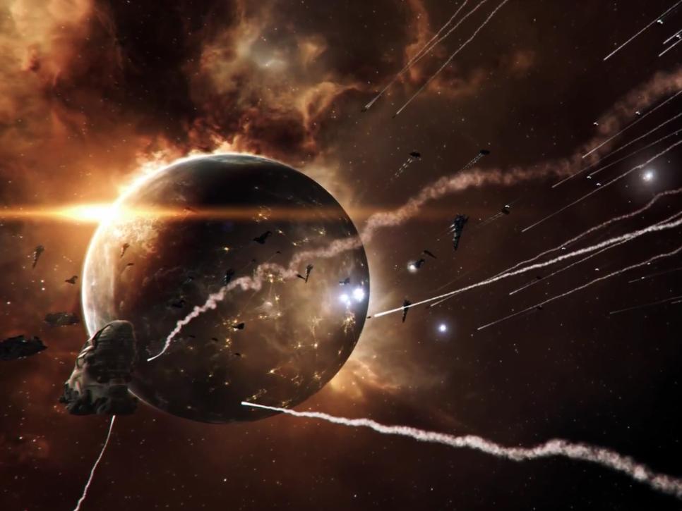 Тактика космических войн будущего 13