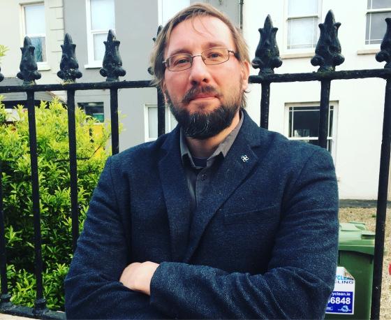 Гарет Ханрахан о своем дебютном романе «Молитва из сточной канавы» 5