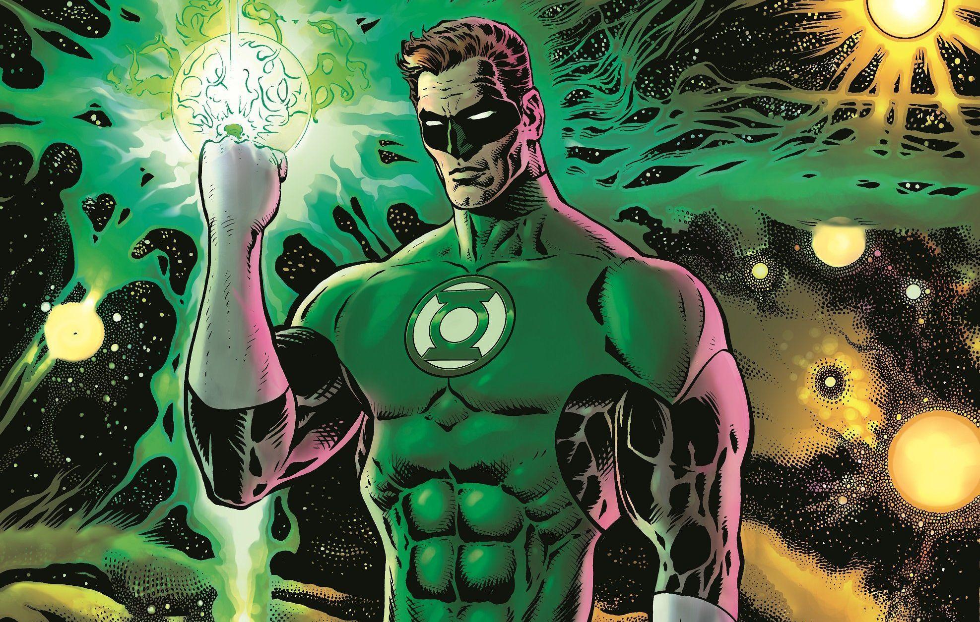 «Зелёный Фонарь»: Синестро и первые детали сериала дляHBO Max