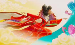 «Путешествие на Луну»: мультфильм про Китай, девочку исмерть