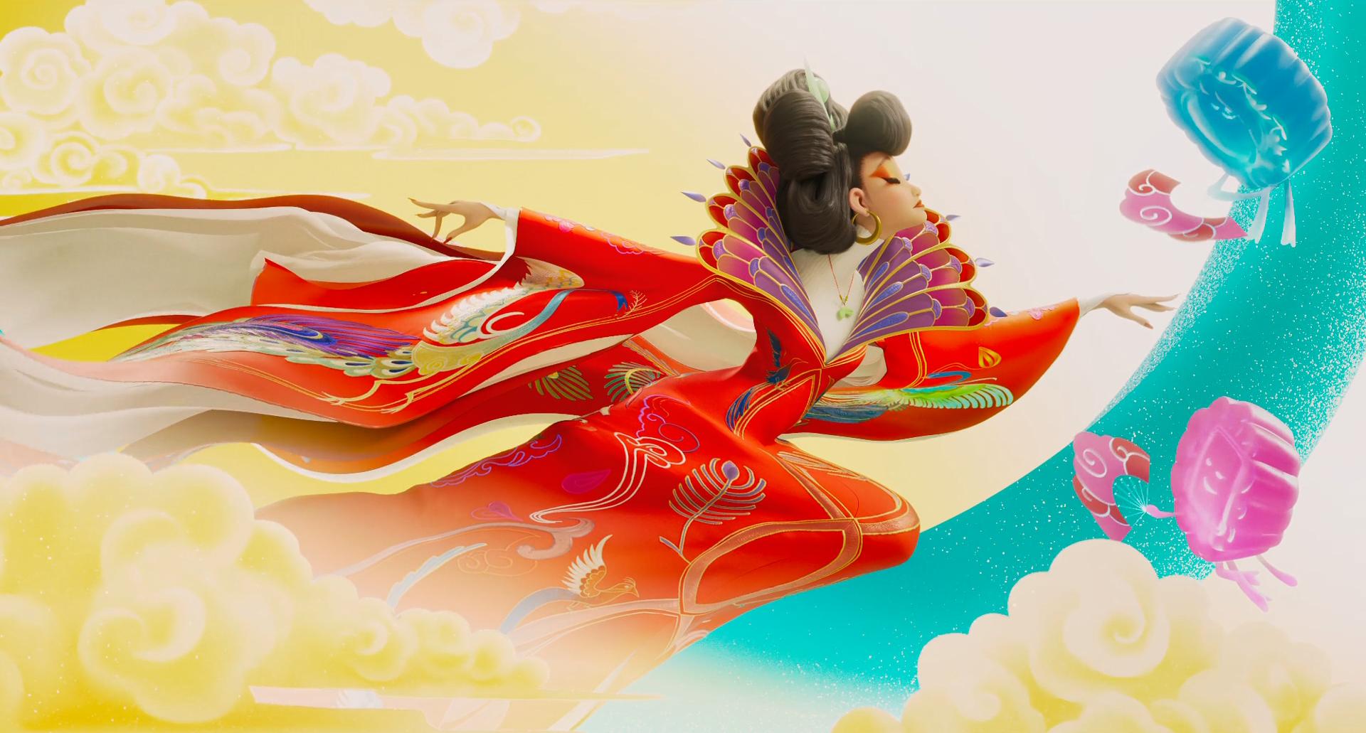«Путешествие на Луну»: мультфильм про Китай, девочку и смерть 1