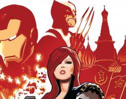 Анонсы комиксов Marvel на Comic Con Russia 6