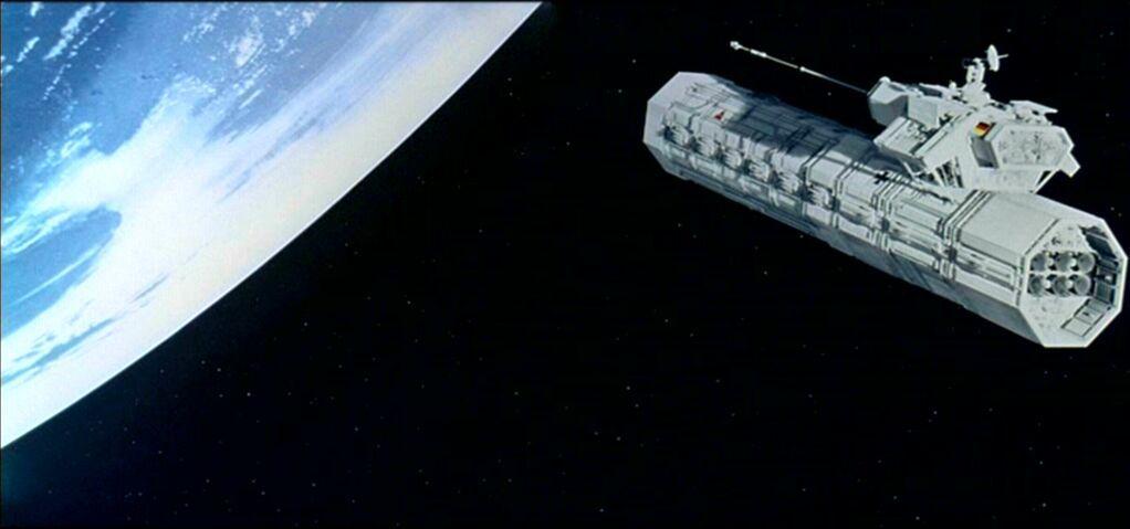 Тактика космических войн будущего 1